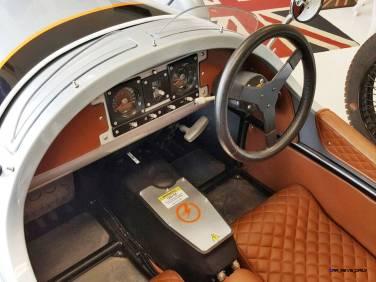 Morgan EV 3 Wheeler 21