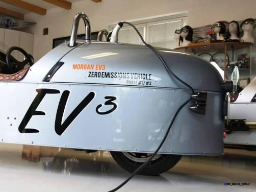 Morgan EV 3 Wheeler 7