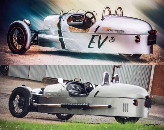 Morgan EV3 Prototype 3