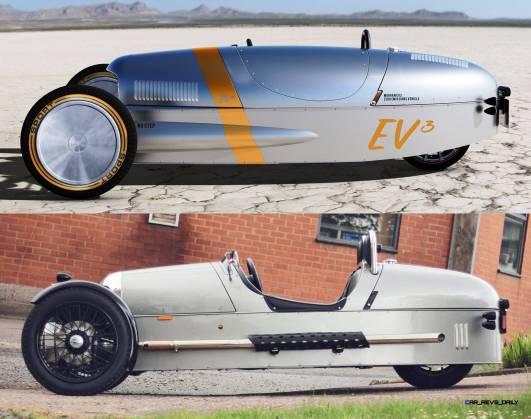 Morgan EV3 Prototype 6