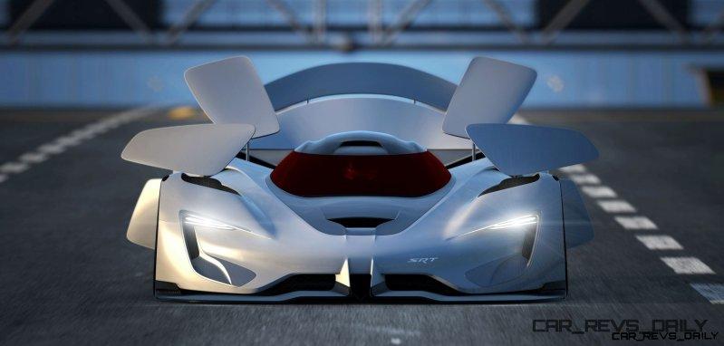 SRT Tomahawk Vision Gran Turismo 42