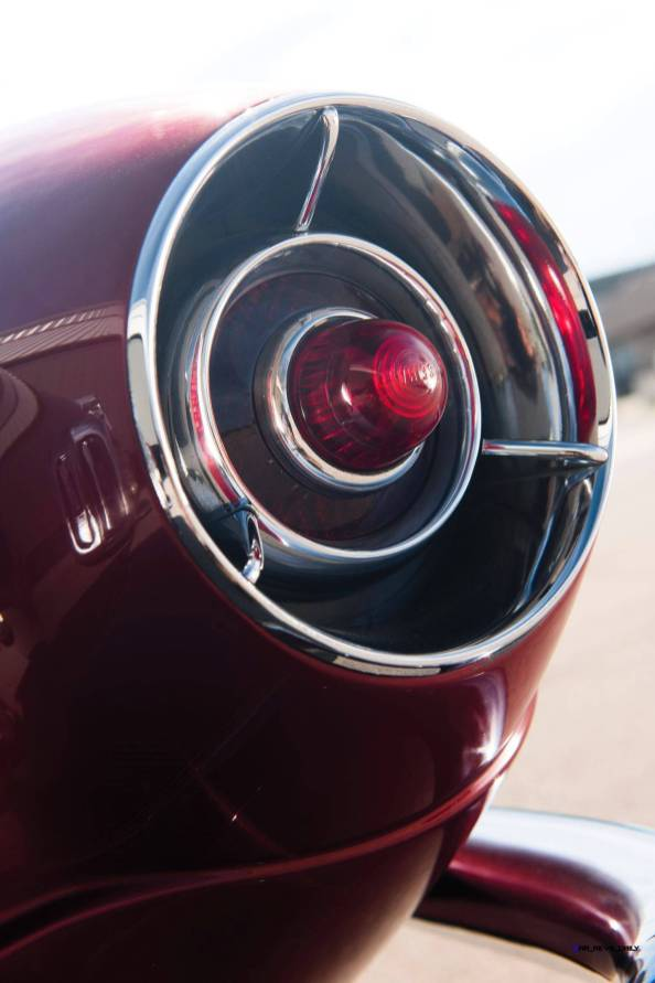1952 Jaguar XK120 SuperSonic by Ghia 22