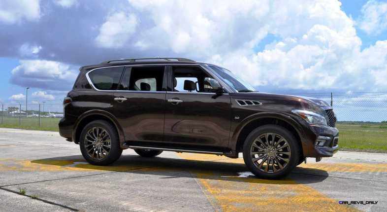 2015 INFINITI QX80 Limited AWD 33