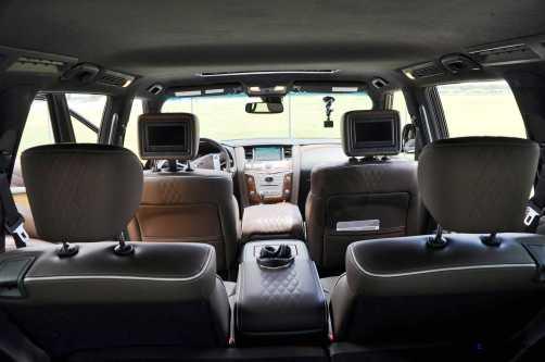 2015 INFINITI QX80 Limited AWD 76