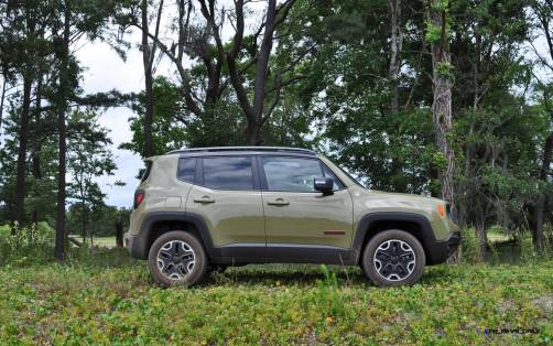 2015 Jeep RENEGADE Trailhawk Review 41