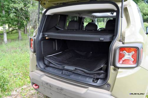 2015 Jeep RENEGADE Trailhawk Review 58