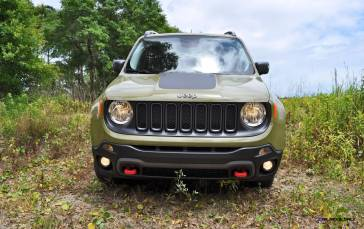 2015 Jeep RENEGADE Trailhawk Review 80