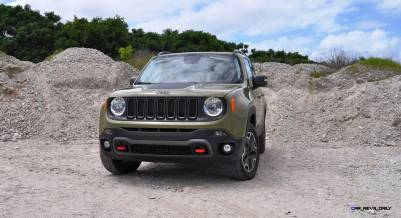 2015 Jeep RENEGADE Trailhawk Review 83