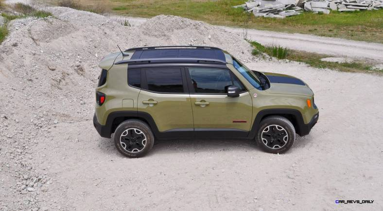 2015 Jeep RENEGADE Trailhawk Review 89