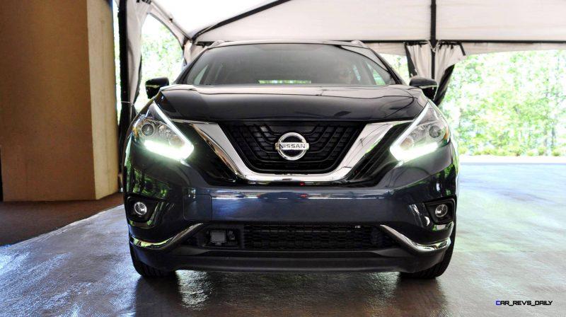 2015 Nissan MURANO SL 113