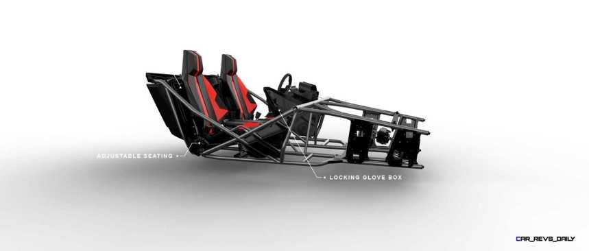 2015 Polaris SlingShot SL 50