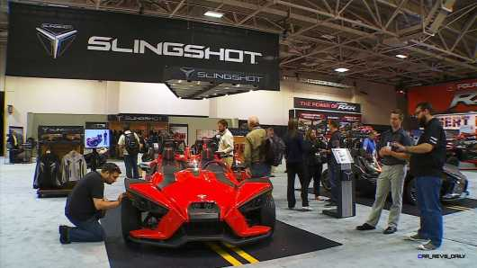 2015 Polaris SlingShot SL 61