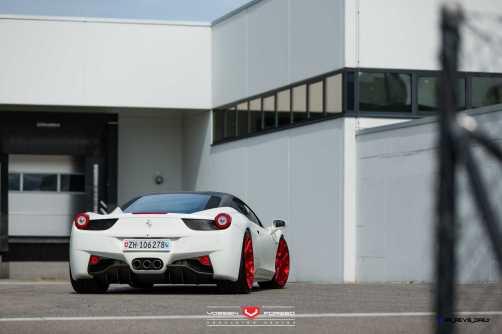 Ferrari 458 Italia - Vossen Forged Precision Series VPS-306 -_18525135828_o