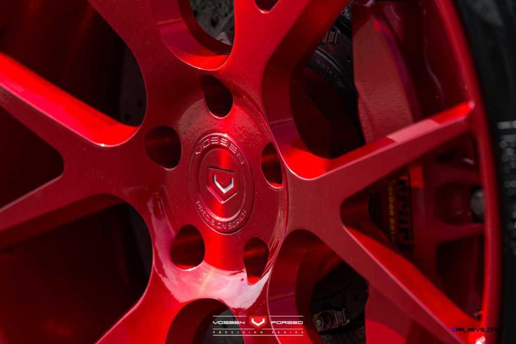 Ferrari 458 Italia - Vossen Forged Precision Series VPS-306 -_18712964995_o