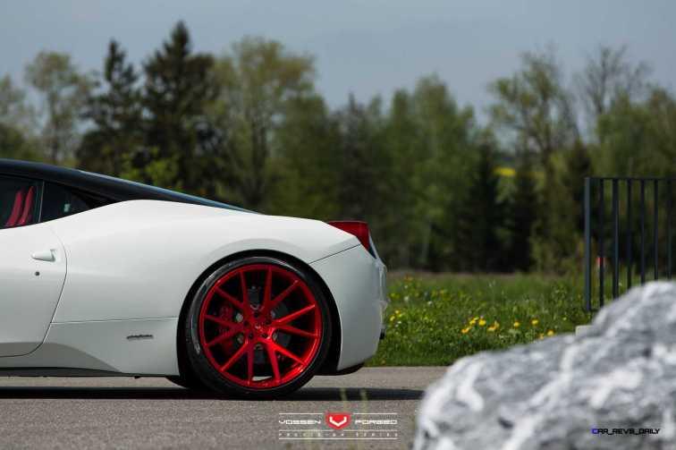 Ferrari 458 Italia - Vossen Forged Precision Series VPS-306 -_18712966285_o