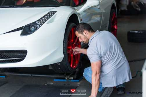 Ferrari 458 Italia - Vossen Forged Precision Series VPS-306 -_18712972145_o