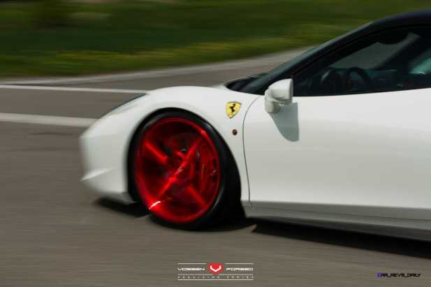 Ferrari 458 Italia - Vossen Forged Precision Series VPS-306 -_18715340341_o