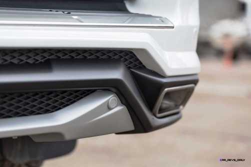 LARTE Design Lexus LX570 Alligator Bodykit White 19