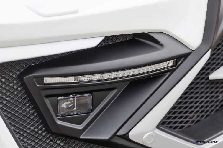 LARTE Design Lexus LX570 Alligator Bodykit White 35