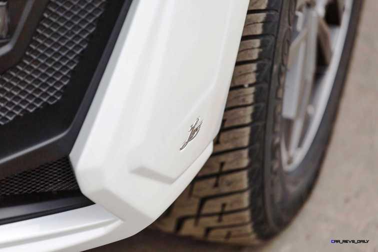 LARTE Design Lexus LX570 Alligator Bodykit White 63