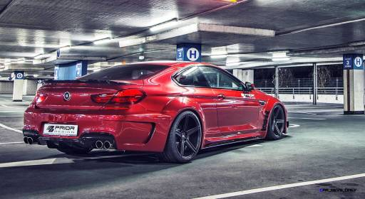 PRIOR-DESIGN PD6XX Widebody BMW 650i and M6 1