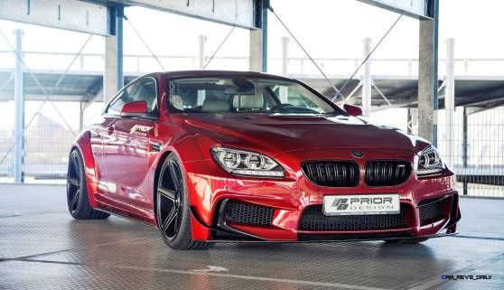 PRIOR-DESIGN PD6XX Widebody BMW 650i and M6 11