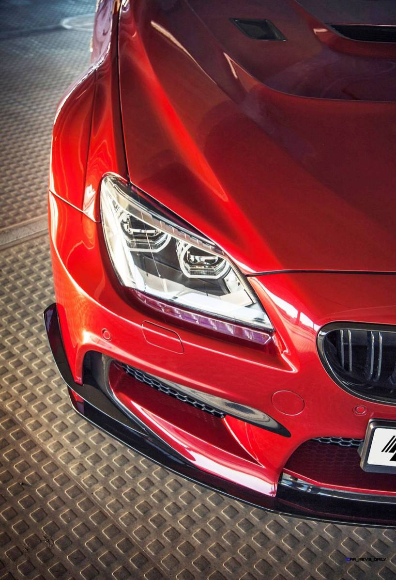 PRIOR-DESIGN PD6XX Widebody BMW 650i and M6 19