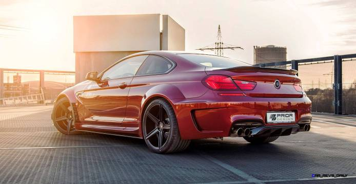 PRIOR-DESIGN PD6XX Widebody BMW 650i and M6 21
