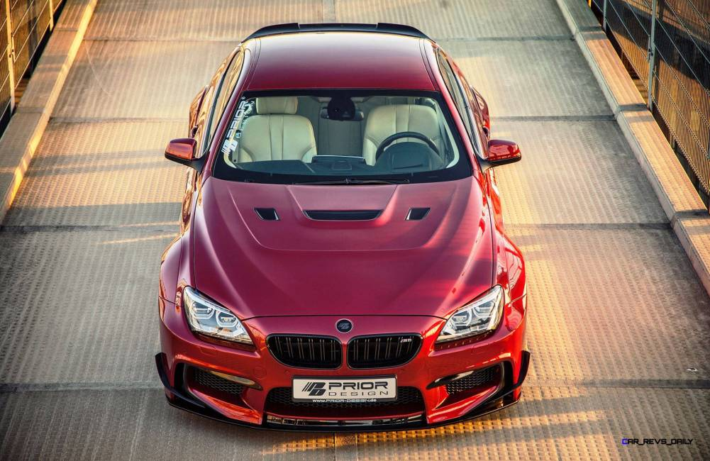 PRIOR-DESIGN PD6XX Widebody BMW 650i and M6 26