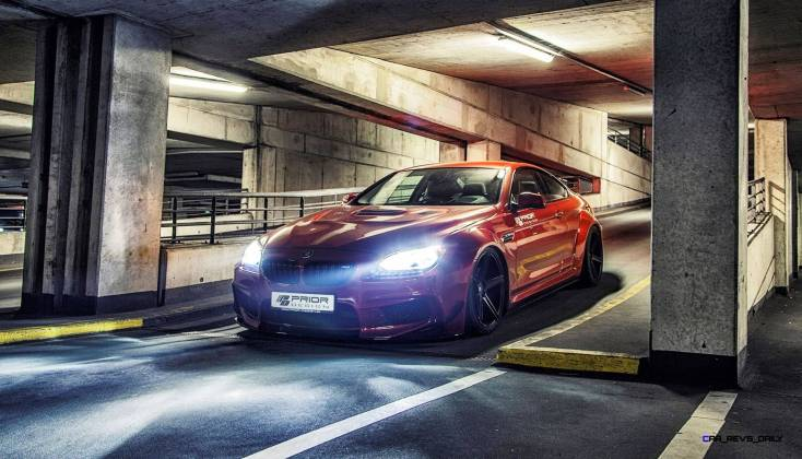 PRIOR-DESIGN PD6XX Widebody BMW 650i and M6 6