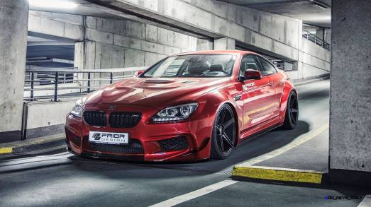 PRIOR-DESIGN PD6XX Widebody BMW 650i and M6 7
