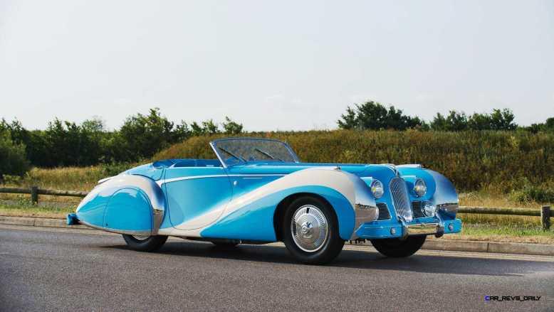 1948 Talbot-Lago T26 Grand Sport Cabriolet 1
