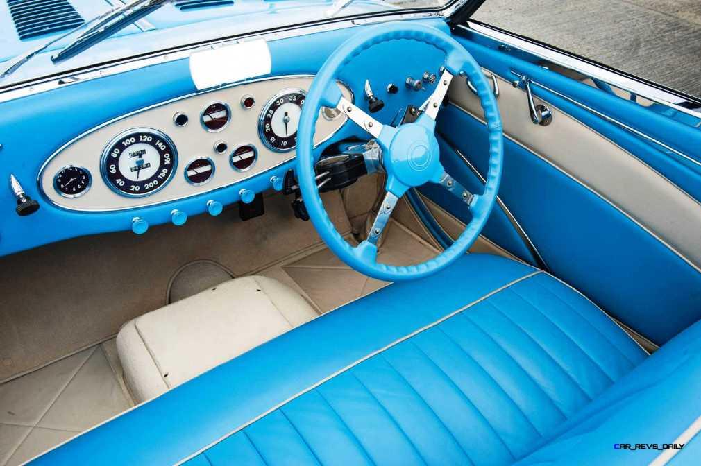 1948 Talbot-Lago T26 Grand Sport Cabriolet 13