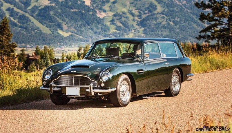 1967 Aston Martin DB6 Mk I Shooting Brake by Radford 1