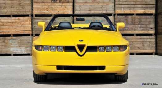 1993 Alfa Romeo RZ by Zagato 6
