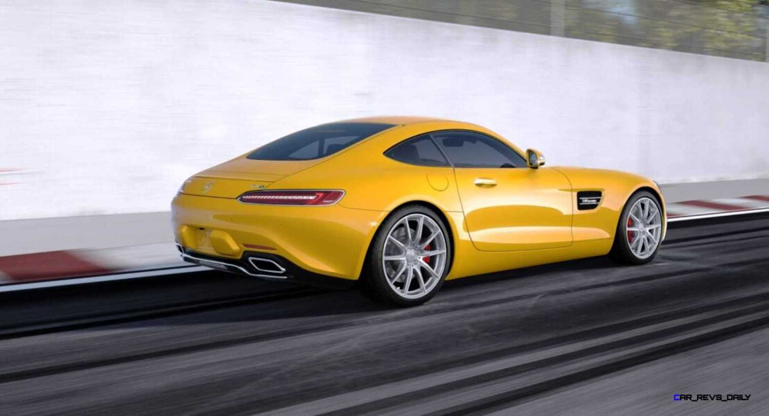 2015 AMG GT-S Colors 10