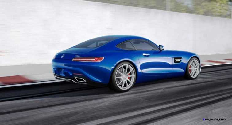 2015 AMG GT-S Colors 14