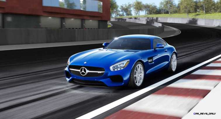 2015 AMG GT-S Colors 16