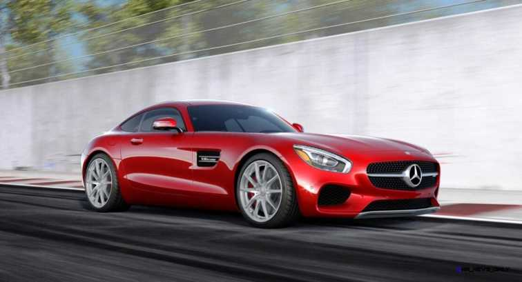 2015 AMG GT-S Colors 5