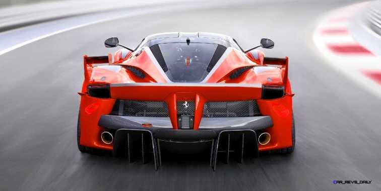 2015 Ferrari FXX K - Rendered COLORS Visualizer 29