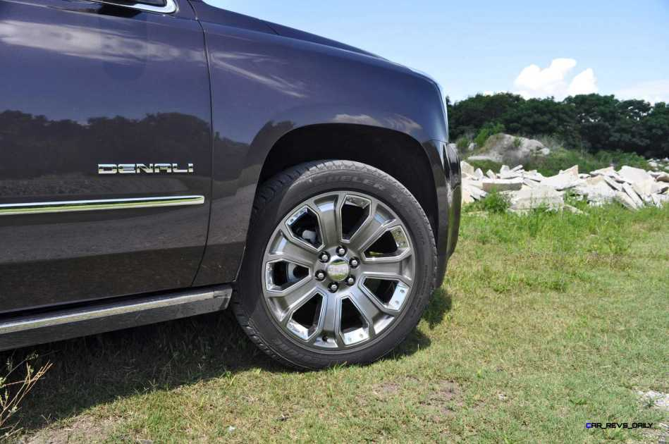 2015 GMC Yukon DENALI XL 98