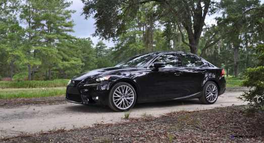 2015 Lexus IS250 78