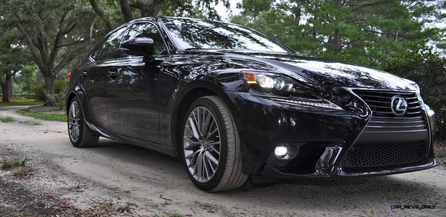 2015 Lexus IS250 82