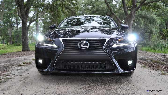 2015 Lexus IS250 88