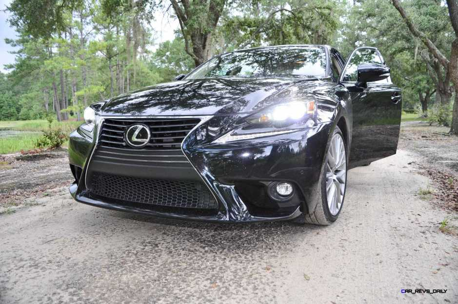 2015 Lexus IS250 93