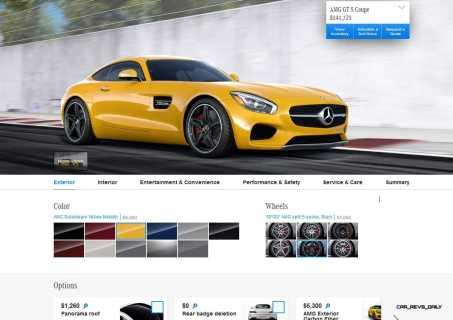 2015 Mercedes-AMG GT S - WHEELS 5