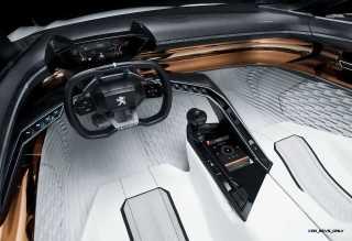 2015 Peugeot FRACTAL Concept 9