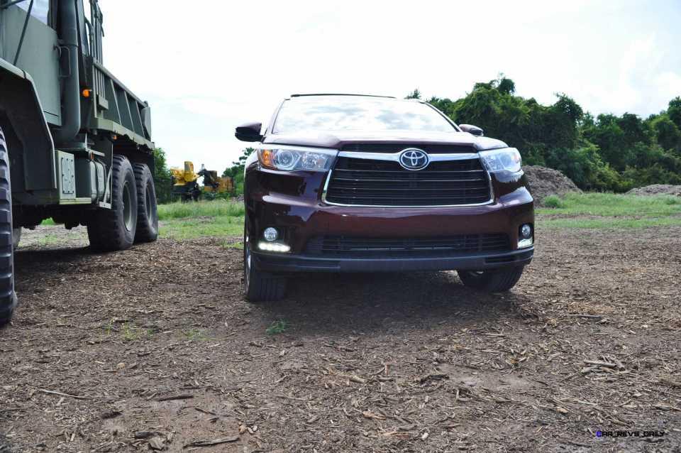 2015 Toyota Highlander AWD Limited 15
