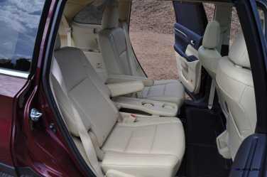 2015 Toyota Highlander AWD Limited - Interior Photos 8