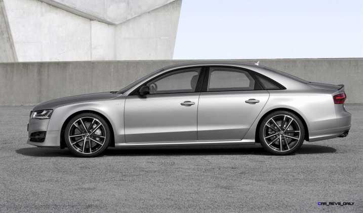 2016 Audi S8 Plus 17